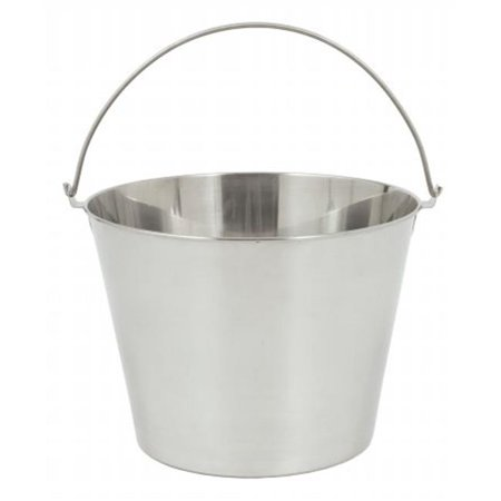 Classic 6.5 Gallon Stainless Steel Beverage - Stainless Steel Beverage Bucket