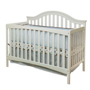 Sorelle Lynn 3-in-1 Convertible Crib