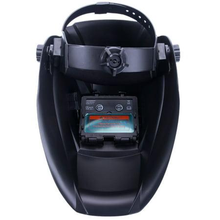 Zimtown Welding Helmet Pro Solar Auto Darkening Variable Shade Range 4/9-13 Mask Grinding Welder Protective Gear Arc Mig Tig - image 2 of 7