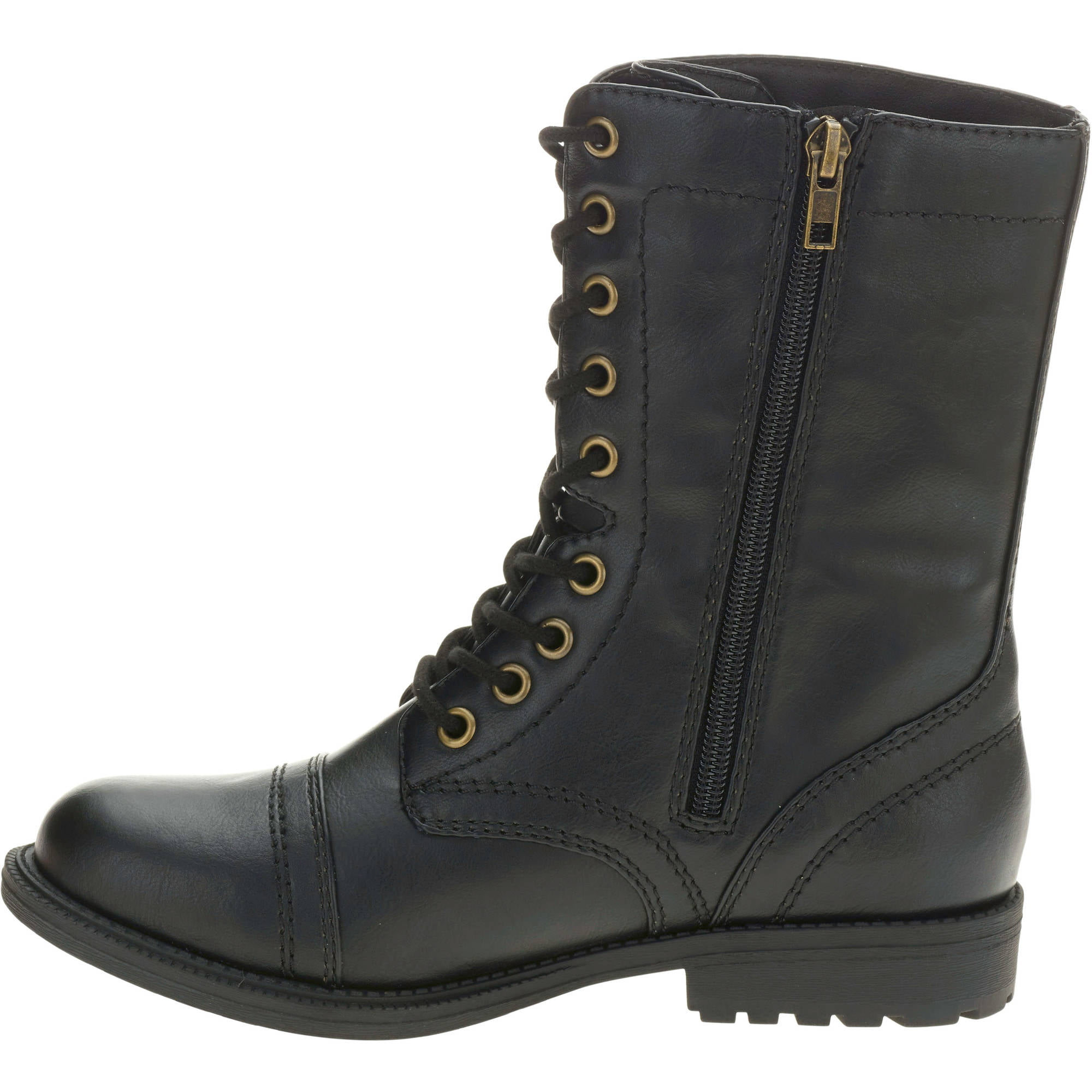 Beautiful LADIES WOMENS COMBAT ARMY MILITARY BIKER FLAT LACE UP WORKER ANKLE BOOTS SIZE | EBay