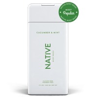 Native Cucumber & Mint Body Wash 11.5oz