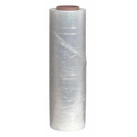 Clear Wrap (Stretch Wrap Film,Clear,1500 ft.L,12In W)