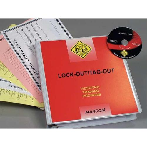 Marcom V0000699SO Regulatory Compliance Training, DVD