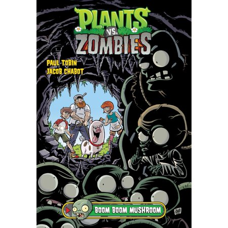 Plants vs. Zombies Volume 6: Boom Boom Mushroom](Happy Halloween Plants Vs Zombies)