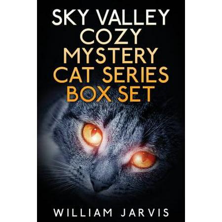 Sky Valley Cozy Mystery Cat Series Box Set - Cozy Mystery Halloween