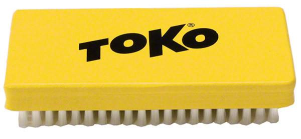 Toko Nylon Polishing Brush Rectangular 5545249 by Toko
