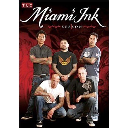 Miami Ink: Season 1 (DVD)