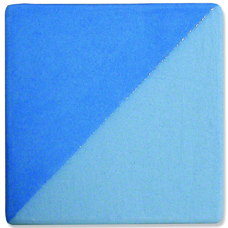 Speedball Art 16 oz. (pint) Underglaze--Turquoise