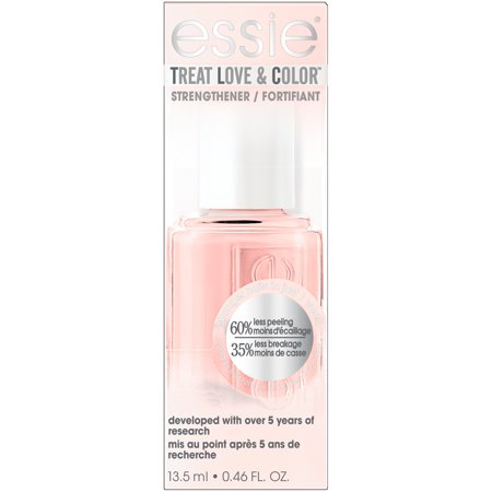 essie treat love & color nail polish & strengthener, minimally modest (sheer finish) 0.46 FO