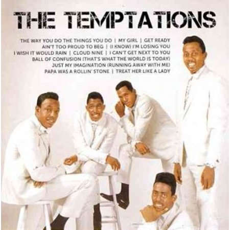 The Temptations - Icon Series: The Temptations (The Best Of The Temptations On The Ed Sullivan Show)