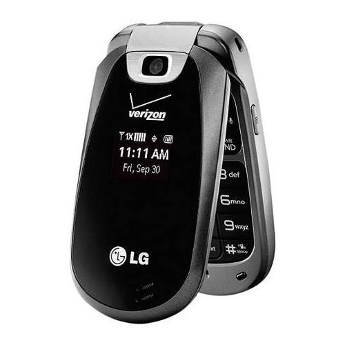Prepaid LG VN150 REVERE - Black (Verizon PREPAY) Bluetoot...