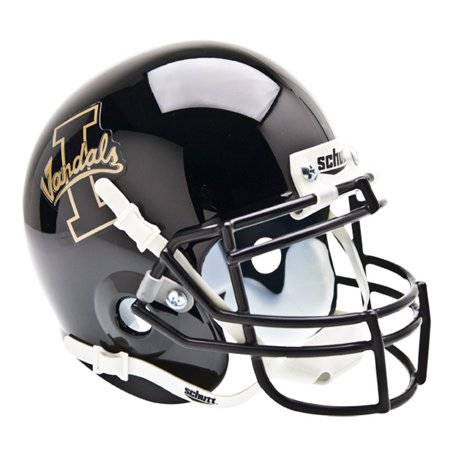 Idaho Vandals NCAA Authentic Mini 1/4 Size Helmet ()