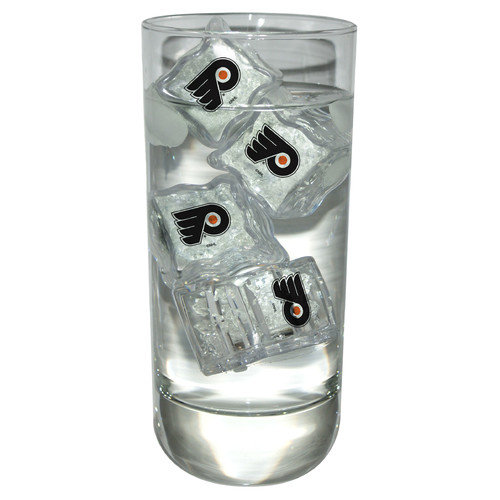 Team Sports America NHL Light Up Ice Cubes (Set of 4)