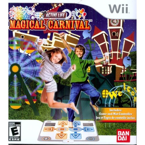 Active Life: Magical Carnival with mat (Wii)