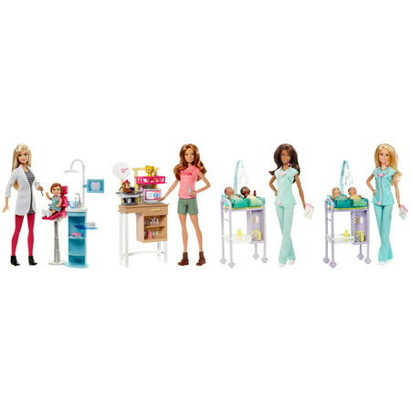 Barbie Careers Playset Assortment
