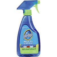 Pledge, SJN644973CT, Multi Surface Everyday Cleaner, 6 / Carton, Clear