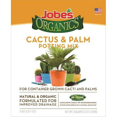 Mix Potting Cactus/palm 8qt