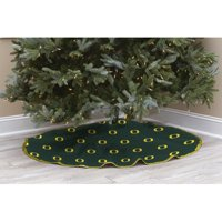 NCAA CHRISTMAS TREE SKIRT