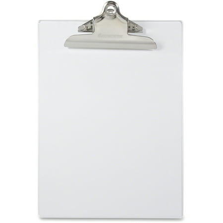 Saunders, SAU21803, Recycled Plastic Clipboards, 1 Each, Clear