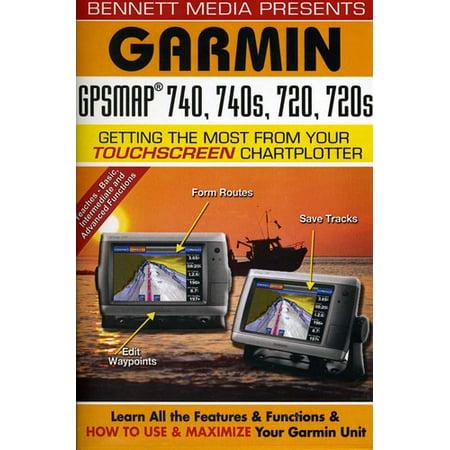 Garmin 740 740S 720 720S Touchscreen Chartplotter (Garmin Dvd)
