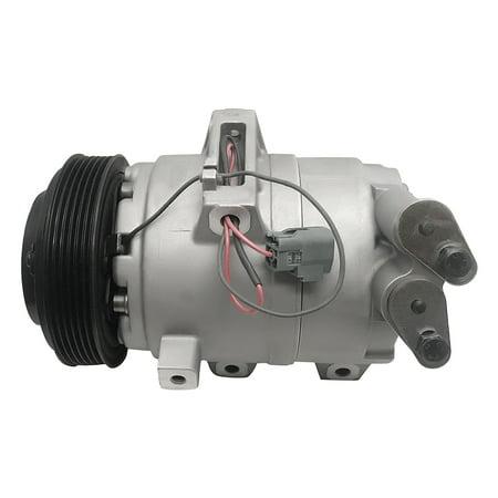 2007 Mazda 6 Wheel - RYC Remanufactured AC Compressor and A/C Clutch EG411 Fits 2003, 2004, 2005, 2006, 2007, 2008 Mazda 6 3.0L