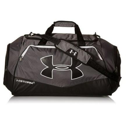 5c06b15d034f Under Armour Undeniable II Storm Medium Size Duffle Bag Equipment Bag  1263967 - Walmart.com