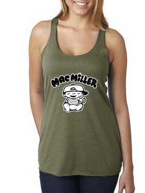 6f14ca25bc22c Product Image New Way 961 - Women s Tank-Top Mac Miller RIP Rapper Hip-Hop  2XL
