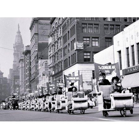 Halloween Dog Parade Philadelphia (Market Street Parade, Philadelphia Print Wall)