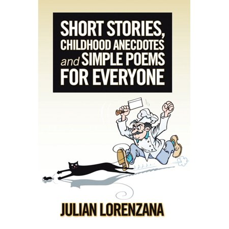 Short Stories, Childhood Anecdotes and Simple Poems for Everyone - eBook - Short Halloween Poems Adults