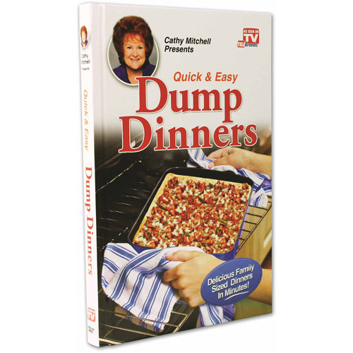 As Seen on TV Dump Dinners