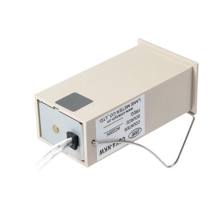 CSK4-NKW 4 chiffres 0-9999 Afficher électro commande relais AC220V - image 2 de 4