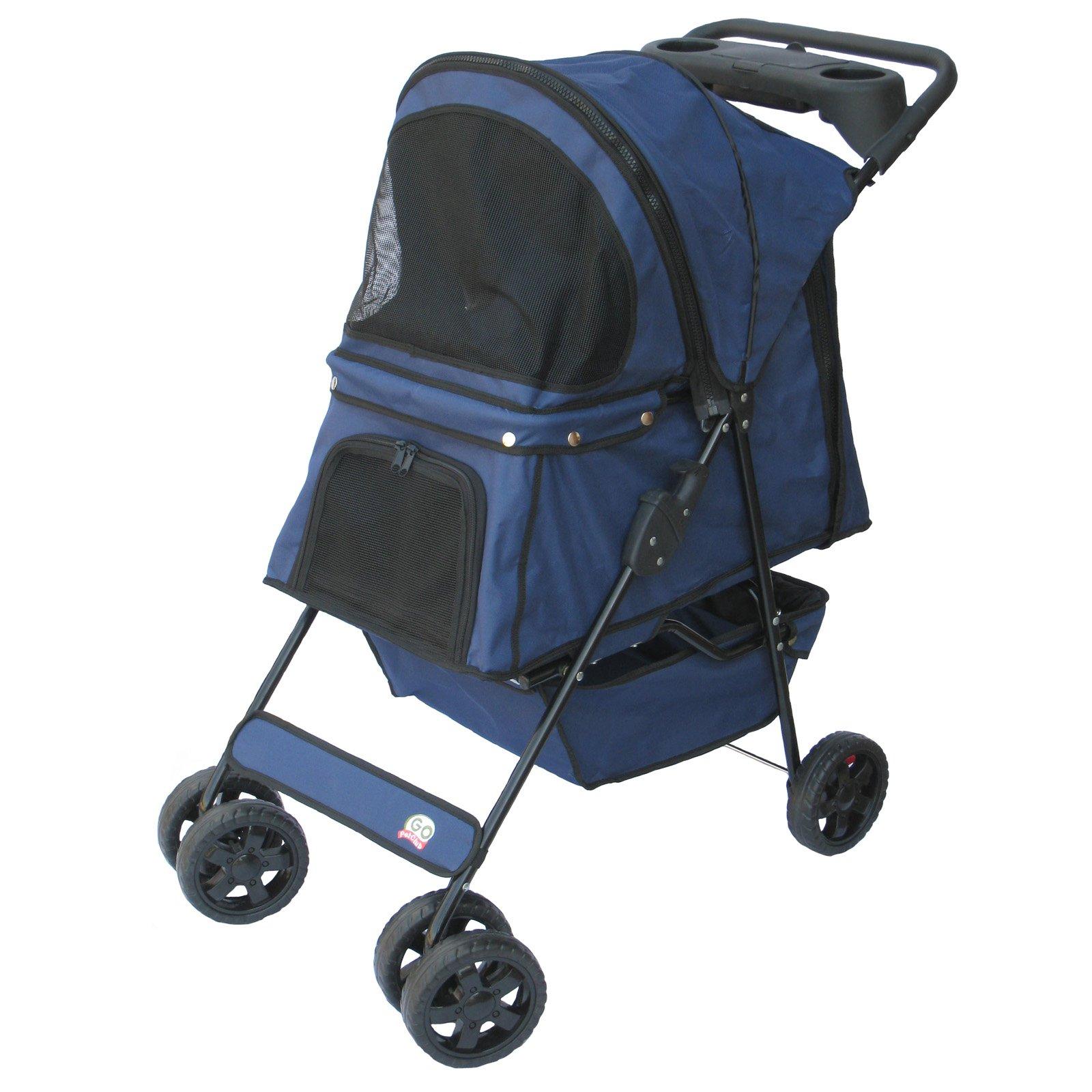 Go Pet Club Pet Stroller