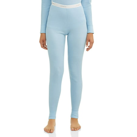 Hanes Thermal Pant (Hanes Women's X-Temp Thermal Waffle Pant with FreshIQ)