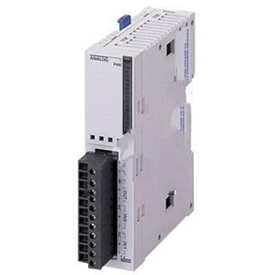 Idec FC4A-L03AP1 PLC Analog I/O Module, Analog 2 In/Out