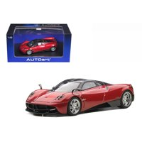 Pagani Huayra Metallic Red 1/43 Diecast Model Car by Autoart