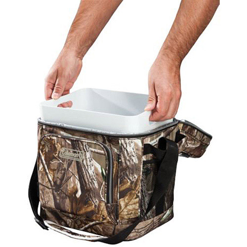 Coleman 30-Can RealTree Soft Cooler with Liner