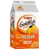 Pepperidge Farm Goldfish Crackers, Cheddar, 30 oz. Carton