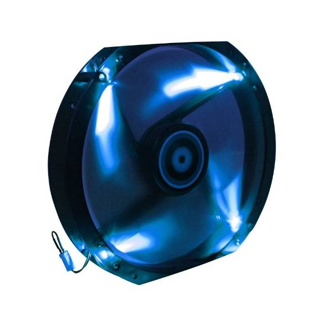 Bitfenix BFF-BLF-23030B-RP Spectre 230mm Blue Led Case Fan