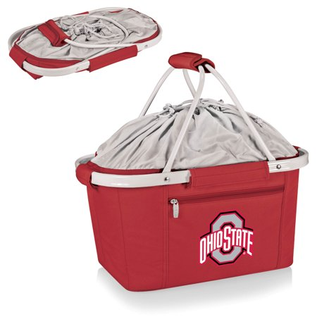 Ohio State University Buckeyes Metro Basket Collapsible Tote - Scarlet - No Size](Ohio University Stars Halloween)