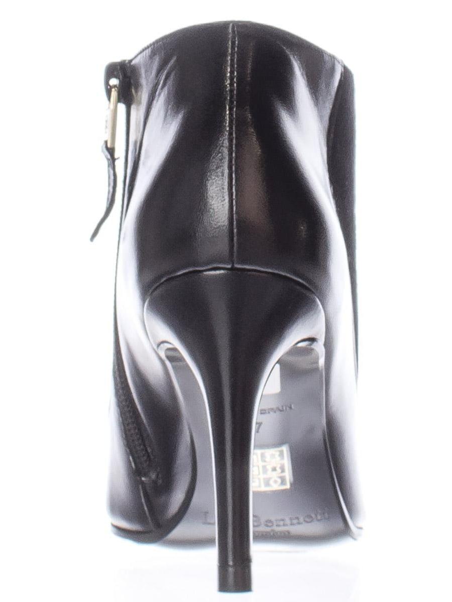 Womens L.K. Boots, Bennet Amanda Pointed-Toe Ankle Boots, L.K. Black, 6.5 US / 37 EU d67a7b