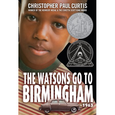 The Watsons Go to Birmingham--1963 (Paperback)