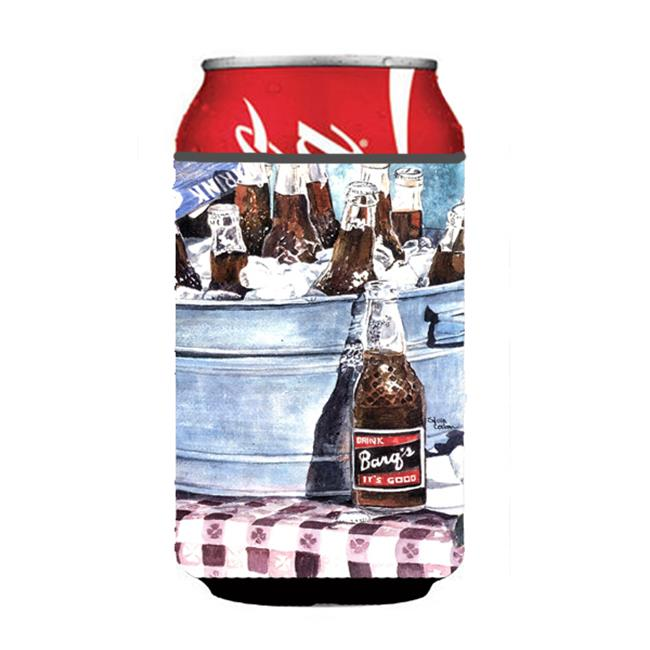 Barqs and old washtub Can or Bottle  Hugger - image 1 of 1