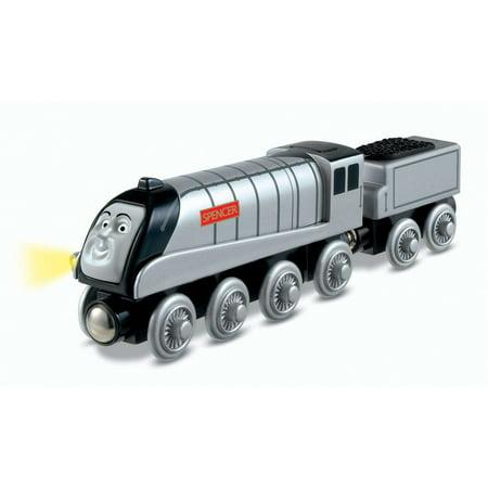 - Thomas & Friends Wooden Railway Talking Spencer
