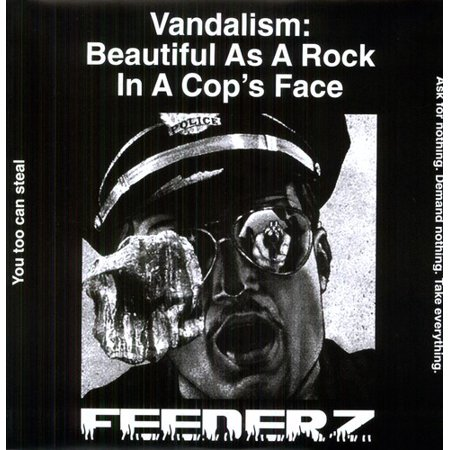 Vandalism: Beautiful As a Rock in a Cops Face (Vinyl)