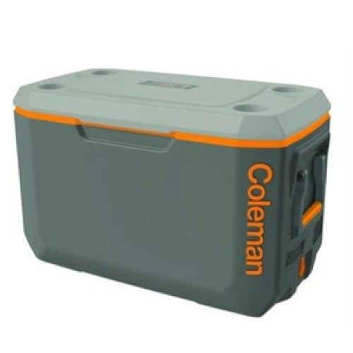 Coleman 70 Qrt Xtreme Dark Gry/Orng/Lt Gry Cooler 3000002011 SKU: 3000002011 with Elite Tactical Cloth
