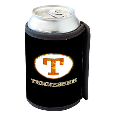 KuzmarK Insulated Drink Can Cooler Hugger - Tennessee Camouflage