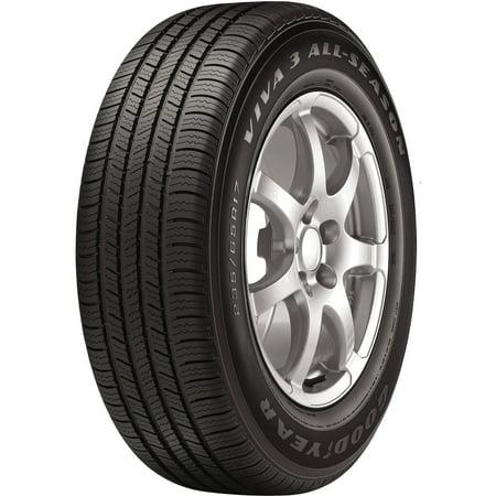 Goodyear Viva 3 All-Season Tire 235/65R17 104H, Passenger Car Tire