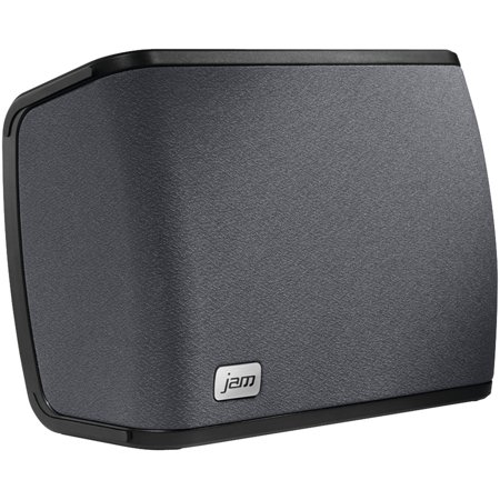 JAM Home Audio HX-W09901BK WiFi Rhythm Multi-Room Home Audio