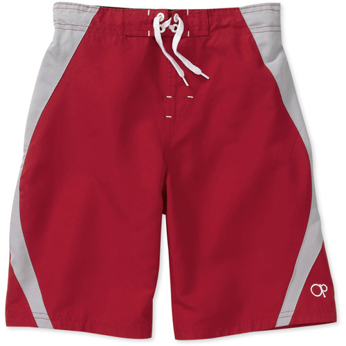 Op - Boys' Basic Swim Shorts