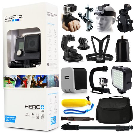 gopro hero lcd camera camcorder chdhb 101 glove hand chest strap car d. Black Bedroom Furniture Sets. Home Design Ideas